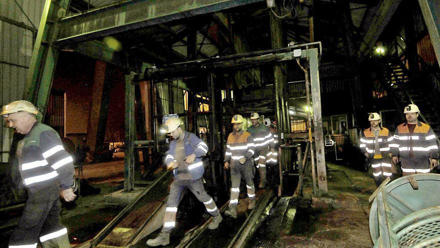 Los siniestros laborales bajaron un 25% en el Valle en un lustro por el cierre de minas