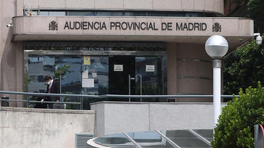 Declarado culpable de asesinato por matar a su expareja en la peluquería en la que trabajaba en Madrid