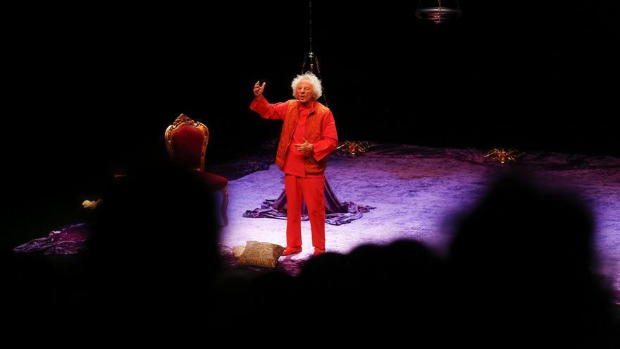 LA NUEVA ESPAÑA te invita al concierto de El Brujo el 6 de marzo en el teatro Campoamor de Oviedo