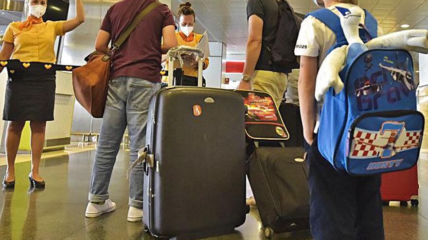 Canarias pierde nueve de cada diez turistas en el primer trimestre del año