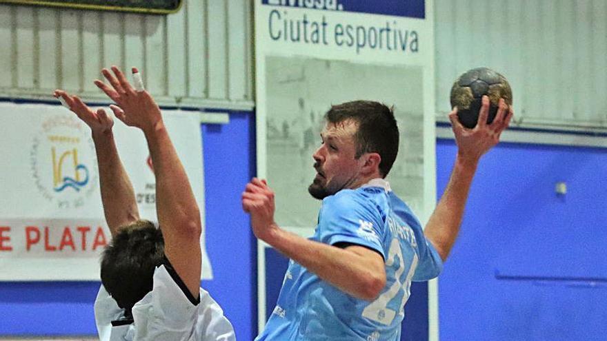 «Estamos con ganas de mejorar y de resarcirnos de la derrota en Torrelavega»