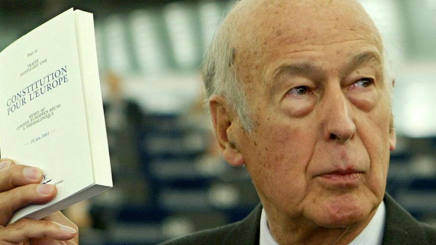Muere el expresidente francés Valéry Giscard d'Estaing a los 94 años