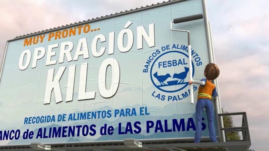 'Operación kilo' del Banco de Alimentos