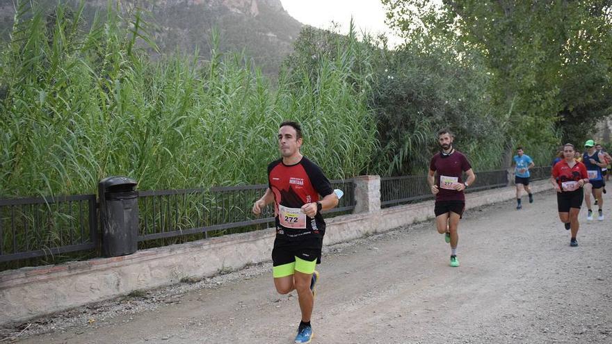 La Running Challenge recorre los Puentes de Cieza