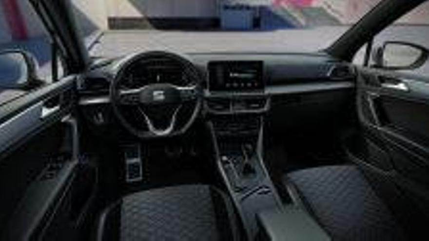 El primer SUV electrificado de SEAT llega a Ginés Huertas Cervantes