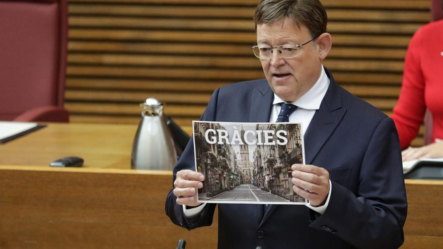 Puig anuncia una reforma integral de la sanidad valenciana