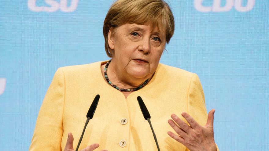Merkel visita Kiev este domingo para abordar el conflicto entre Rusia y Ucrania