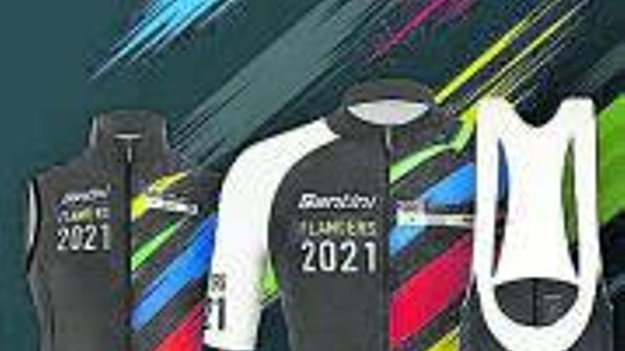 La manresana Deporvillage es converteix en la botiga oficial del Campionat Mundial de Ciclisme en Ruta Flandes 2021