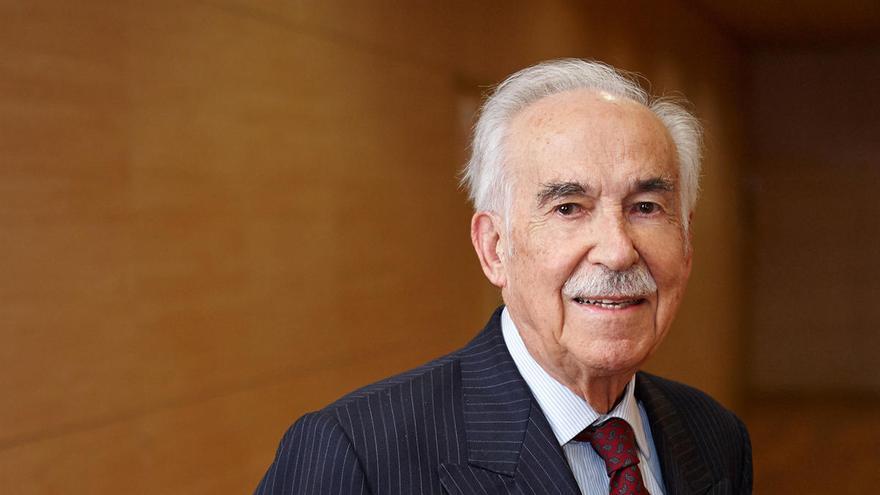 Fallece a los 97 años Pérez Flores, fundador de La Zagaleta