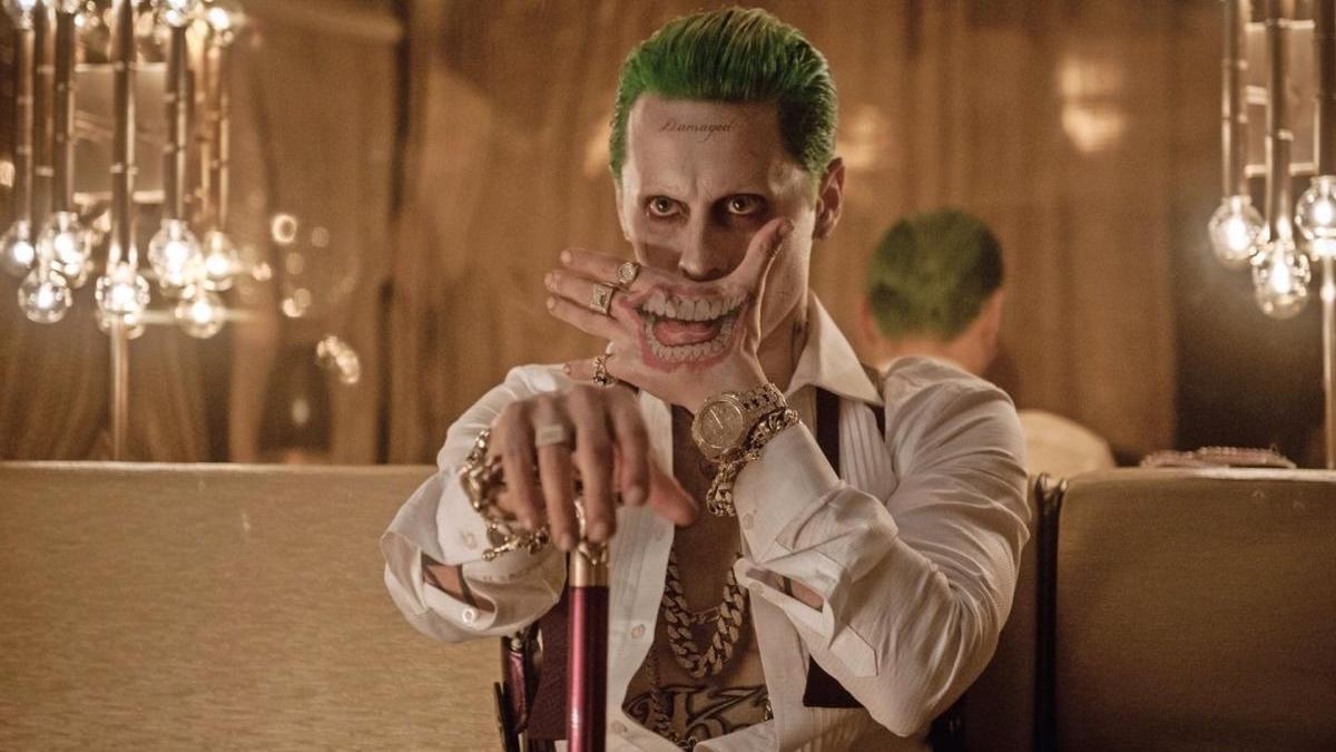 Jared Leto en 'Escuadrón Suicida'.
