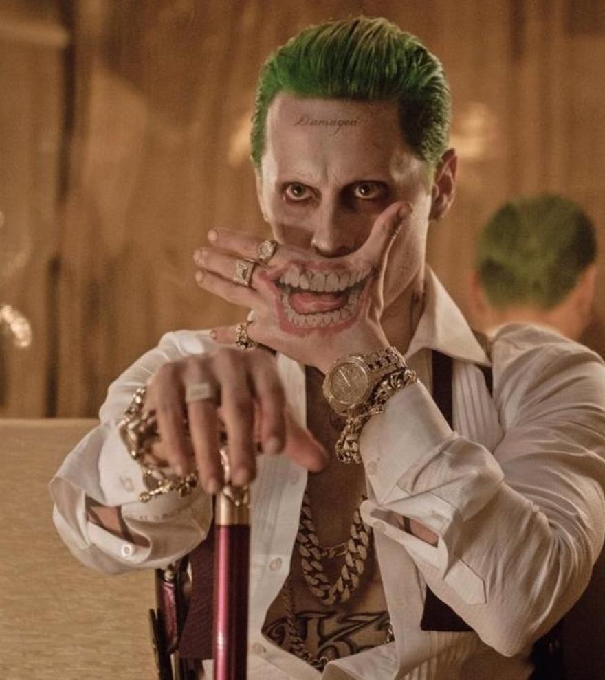 Jared Leto se meterá de nuevo en la piel del Joker en 'La Liga de la Justicia' de Zack Snyder