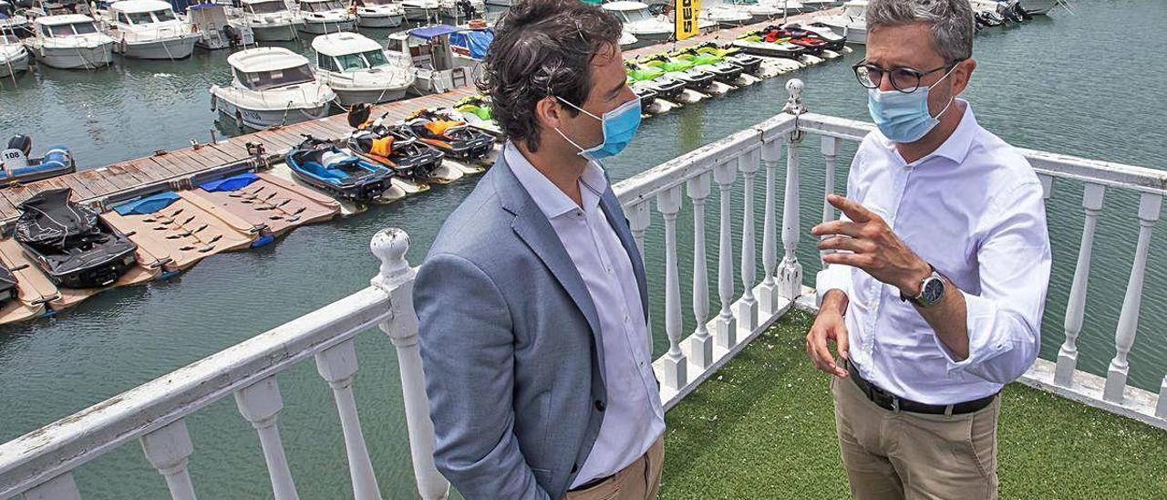 La Generalitat estudiará la integración del puerto de Torrevieja en la ciudad