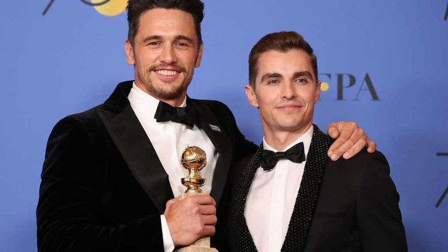 James Franco, señalado por acoso