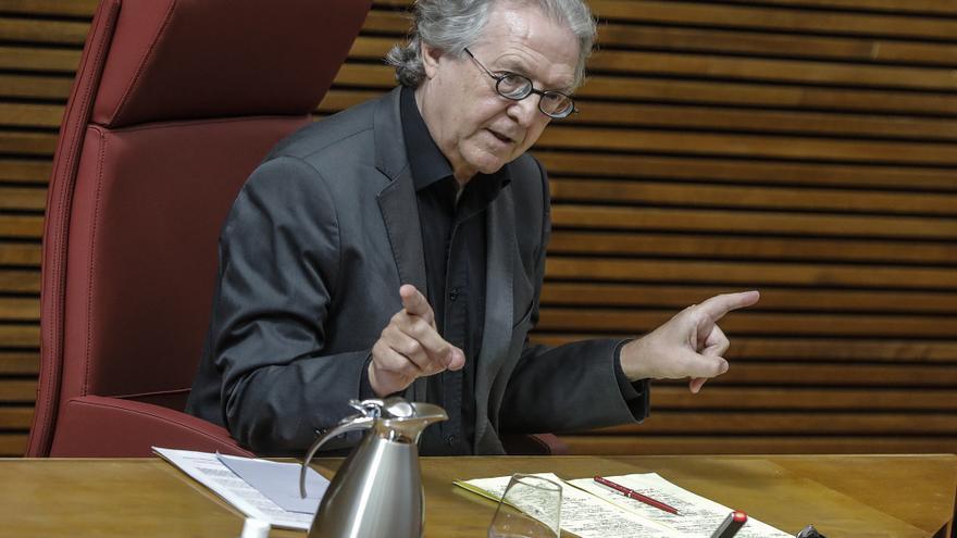 Compromís organiza una conferencia telemática de Joan Romero