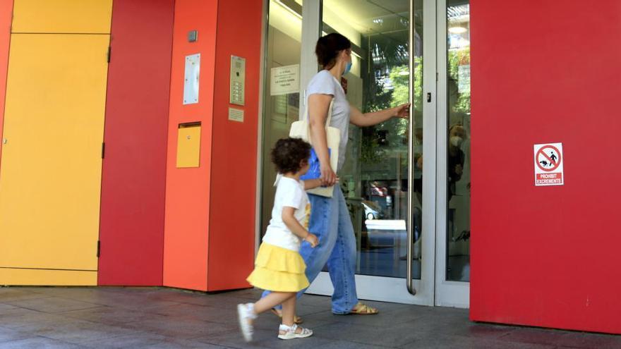 Estrasburg avala la vacunació obligatòria dels menors per accedir a les escoles bressol