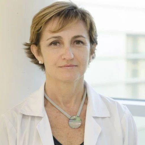 Manuela Camino, jefa de trasplante cardiaco infantil.