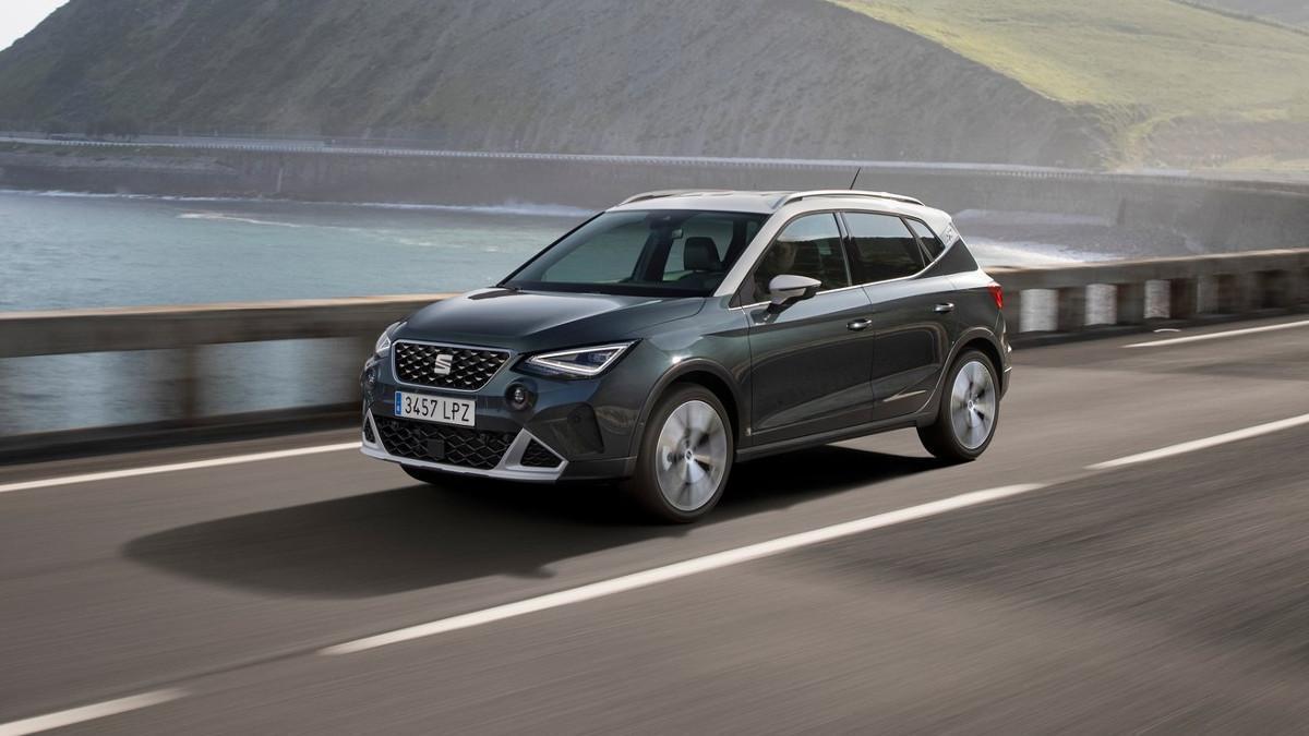 Los SUV más vendidos en septiembre de 2021 en España