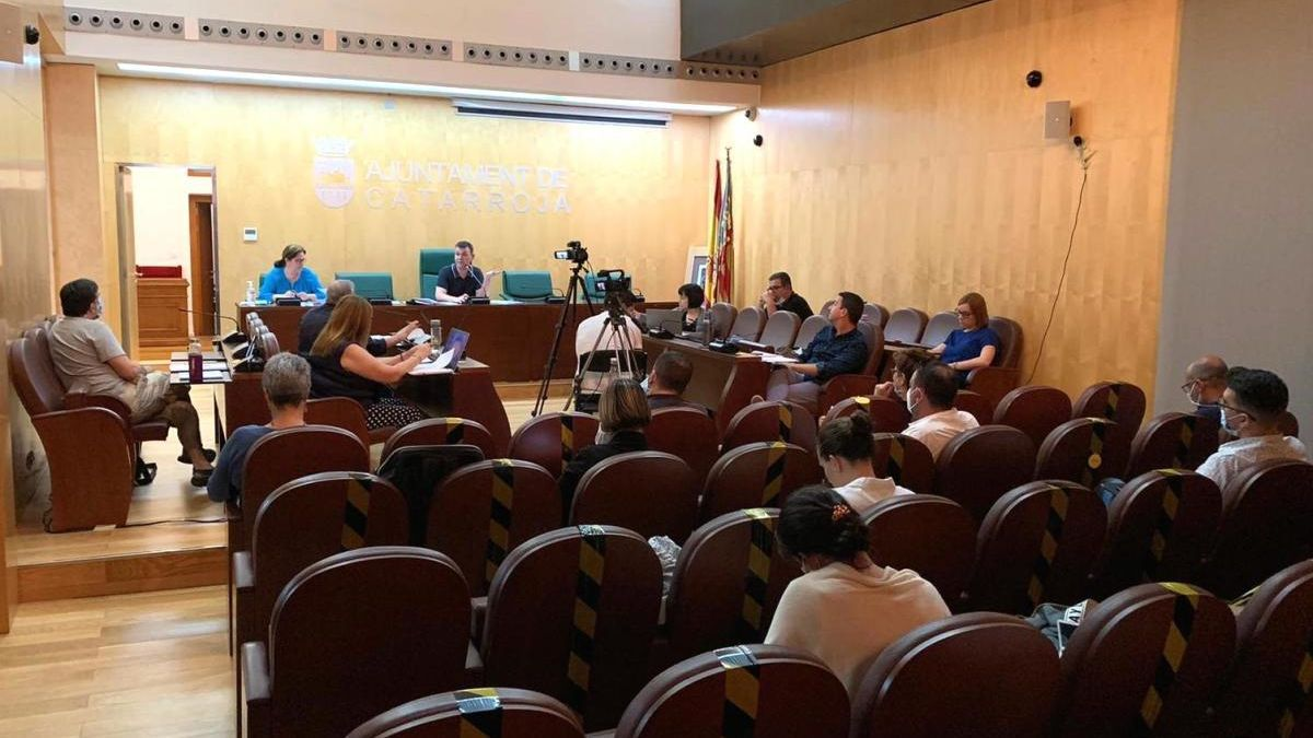 Catarroja aprueba otros 4,5 millones del 'Plan Reactiva'