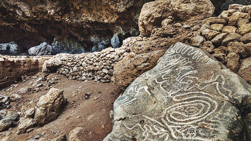 La Palma reclama los restos arqueológicos conservados en museos de Tenerife