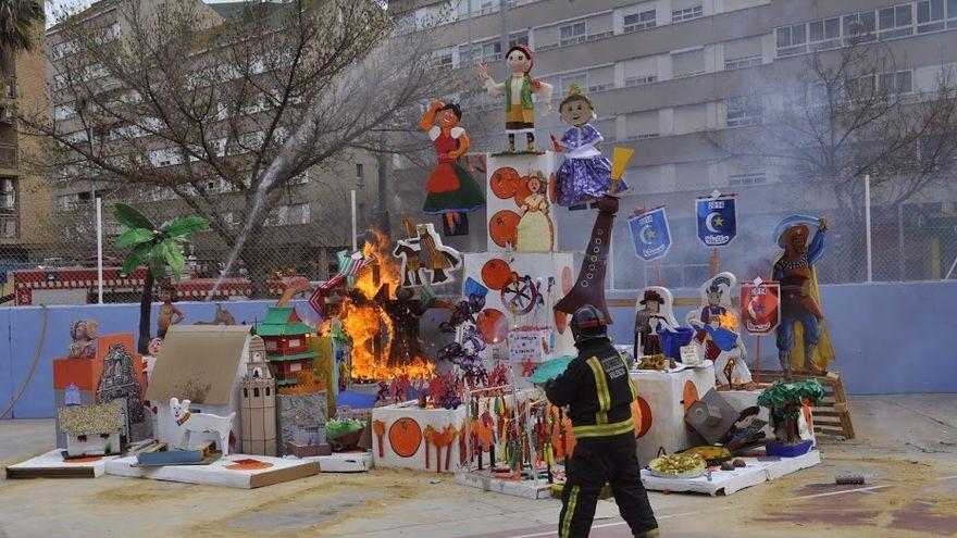 El Consejo Escolar decide el jueves si hay clase en València durante los días de Fallas
