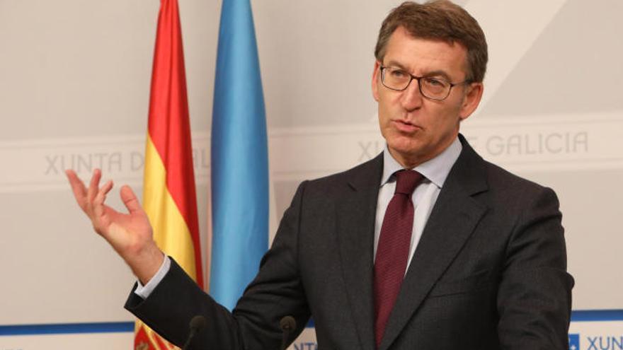 Feijóo defiende al expresidente andaluz Griñán tras la condena por los ERE