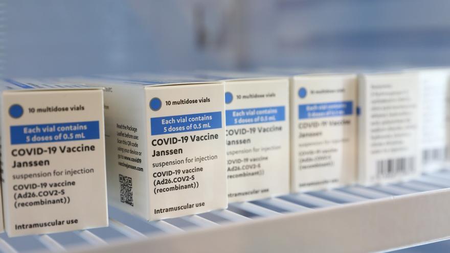 EEUU descarta 60 millones de vacunas de Janssen por riesgo de contaminación