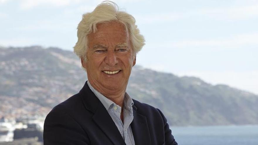 """António Trindade: """"Nuestro reto es crear una oferta turística ibérica para competir con Oriente"""""""
