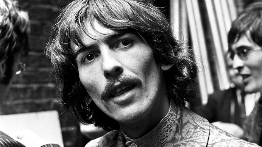 La conexión mallorquina del beatle George Harrison