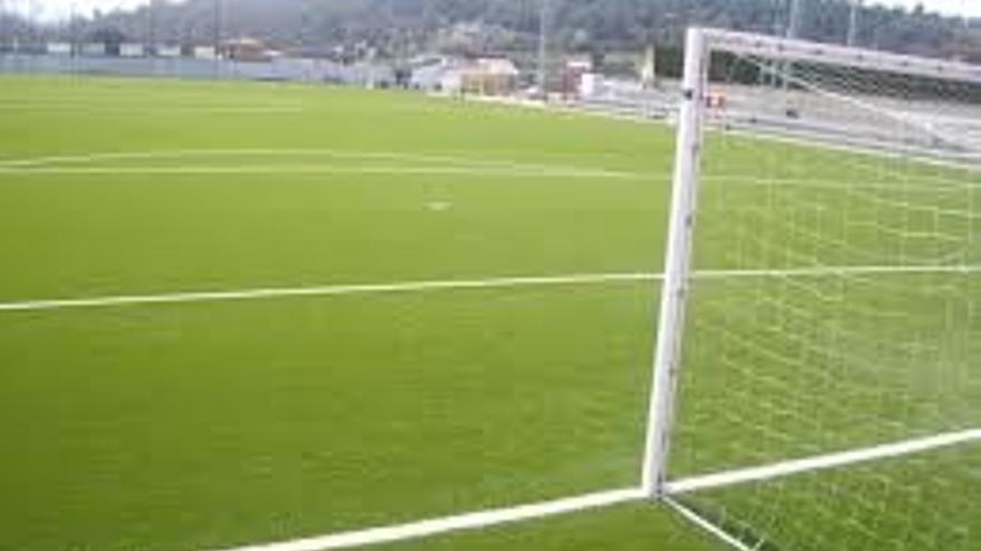 Breda destinarà 20.000 € a la millora del camp de futbol