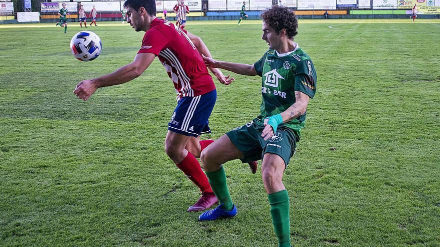 Manu García y Arnosi dejan el Alondras