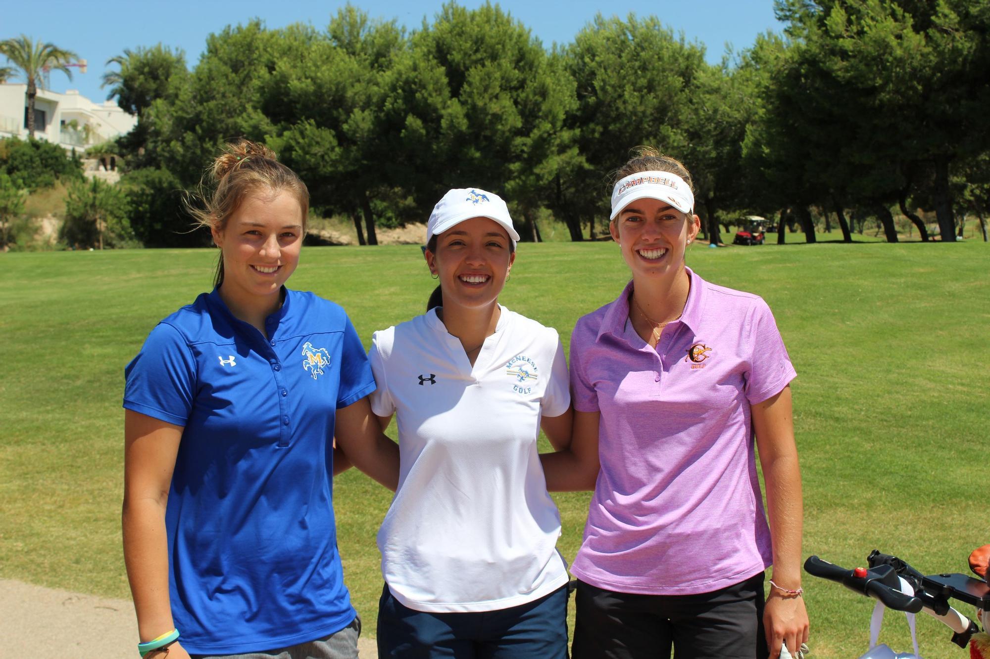 El golf saca su lado más solidario y se vuelca con la fundación 'Dar de Sí'
