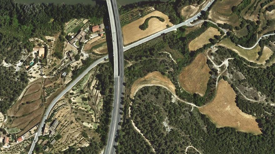 Els Mossos d'Esquadra investiguen la mort de dues persones a Sant Vicenç de Castellet