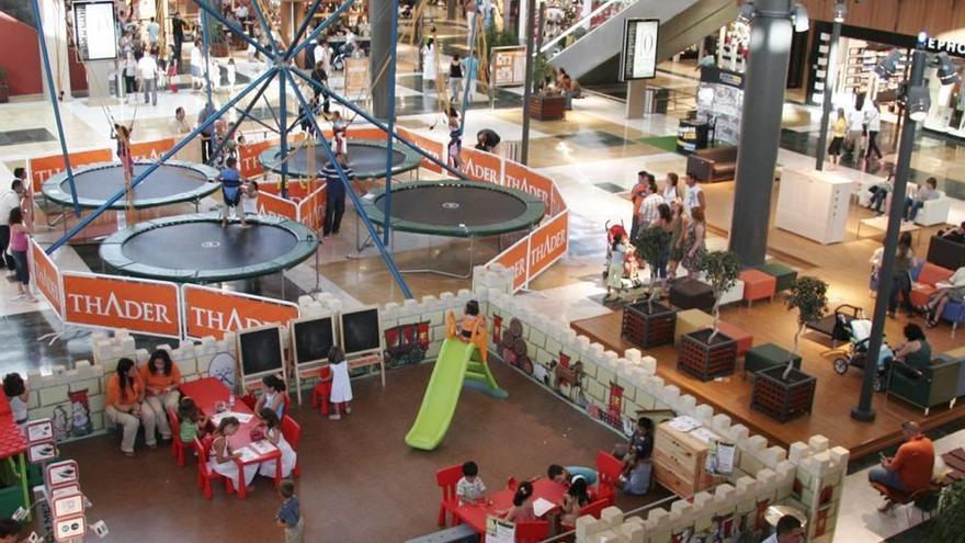 Thader relanza su oferta de ocio con un gran parque Nickelodeon