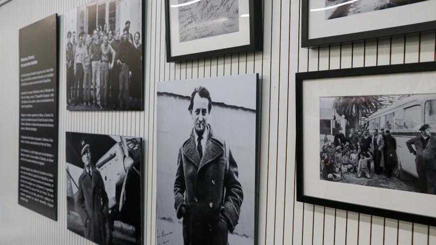 Una muestra fotográfica repasa el papel del hospital  de Torrent durante la guerra