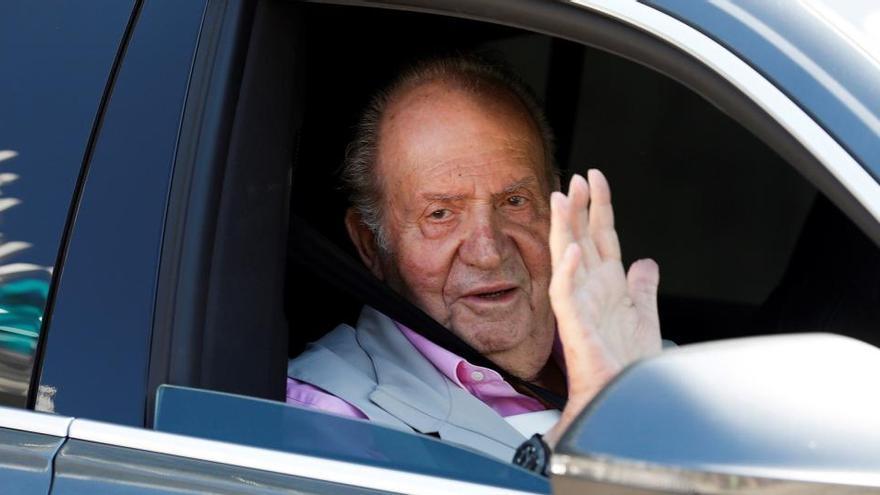 Pinto retirará el nombre y el busto de Juan Carlos I del mayor parque de la localidad