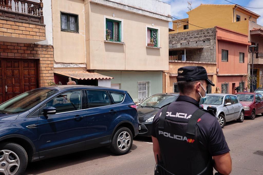 Mujer hallada muerta en su vivienda en La Laguna (01/06/21)