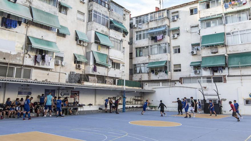 La cuna del basket alicantino