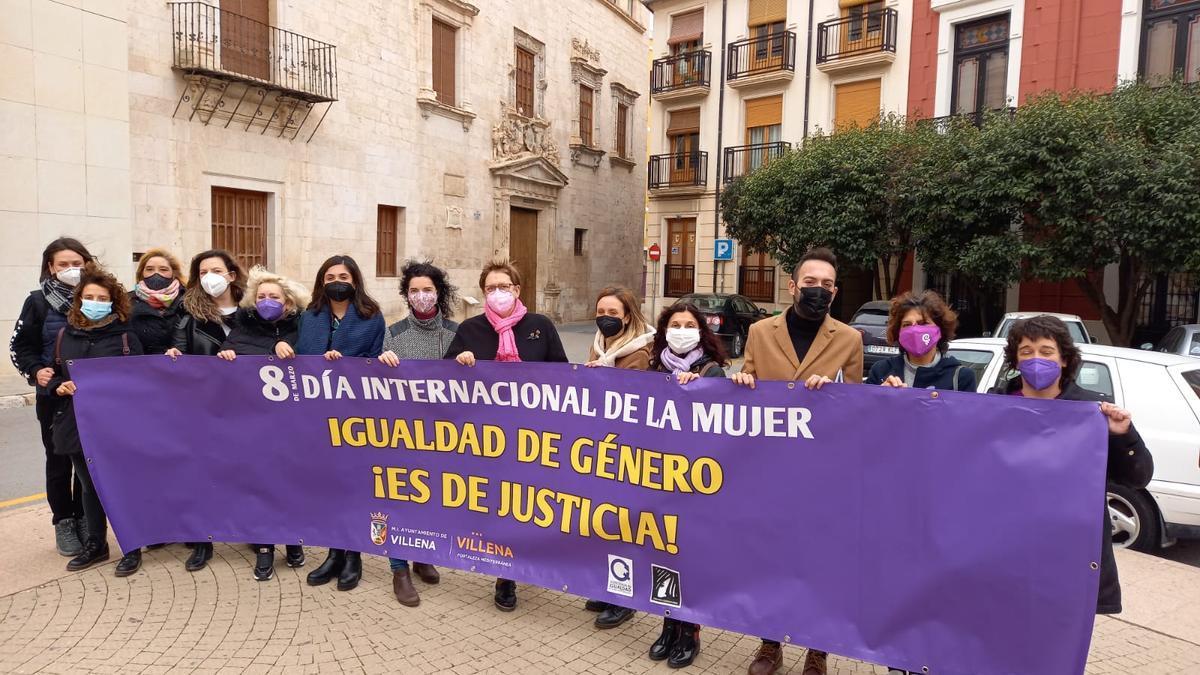 El Consejo Municipal de Igualdad de Villena cumple 20 años