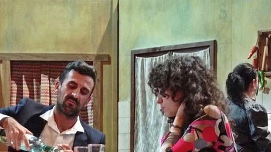 """La Felguera acoge el sábado el estreno de """"La Nona"""", de la compañía teatral """"Kumen"""""""
