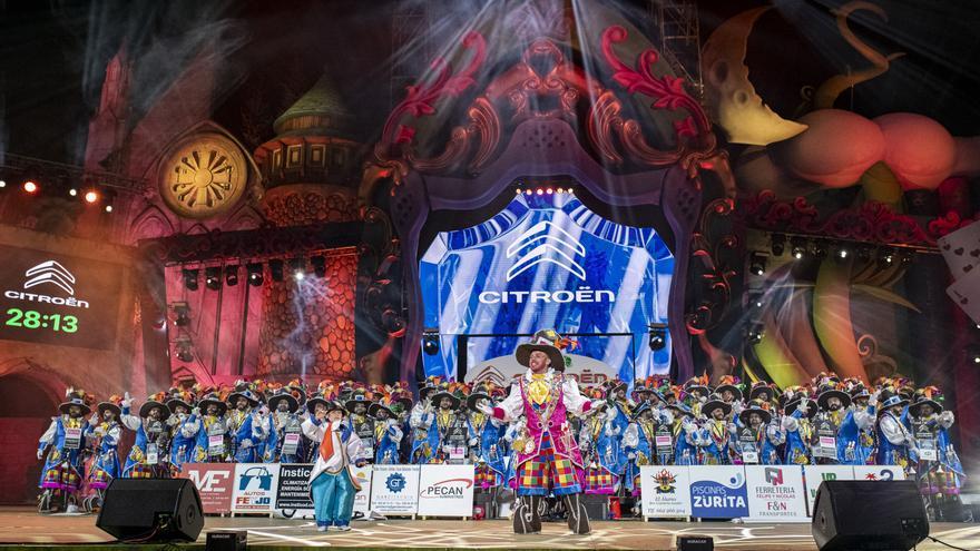 Los Nietos de Sarymánchez tampoco saldrán en el concurso de murgas del próximo año