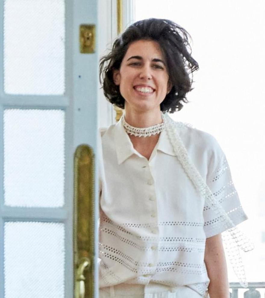 Carlota Barrera, la voz femenina y reflexiva de la moda masculina