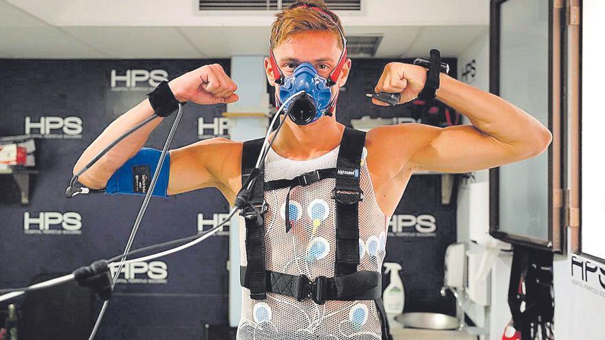HPS chequea el estado de salud del prometedor púgil monegasco Hugo Micallef