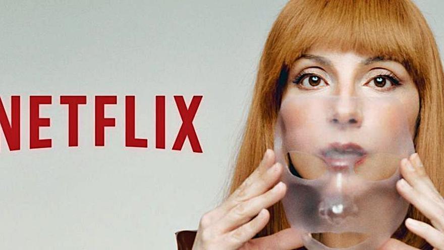Najwa Nimri será la presentadora del primer 'reality' de Netflix España