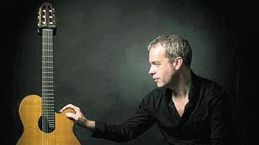 El guitarrista y compositor Jaume Tugores publica  'El matí inventat'. |