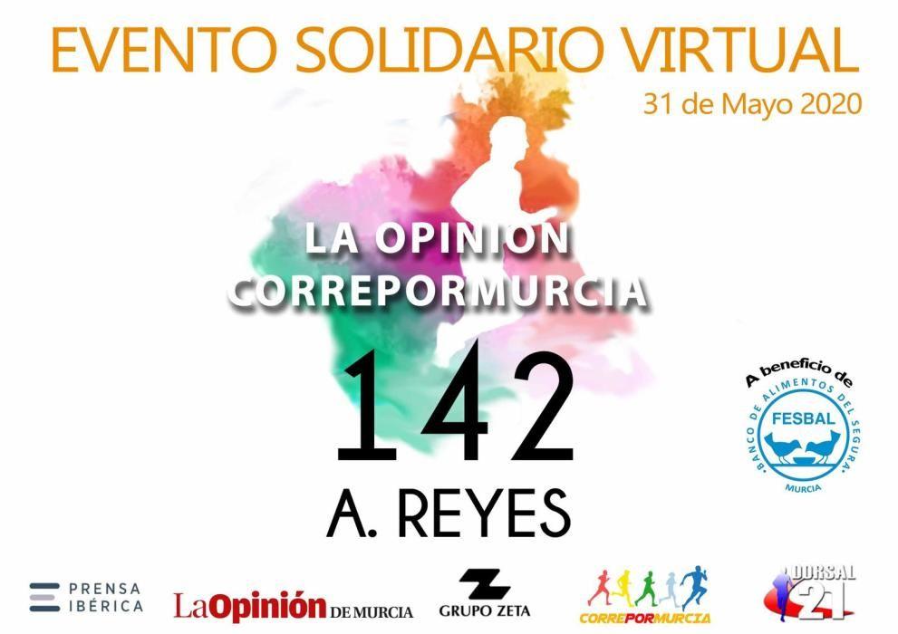 Evento Solidario Virtual La Opinión-Correpormurcia