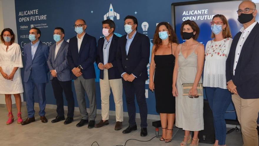 Arranca el hub Alicante Open Future como referente provincial del emprendimiento