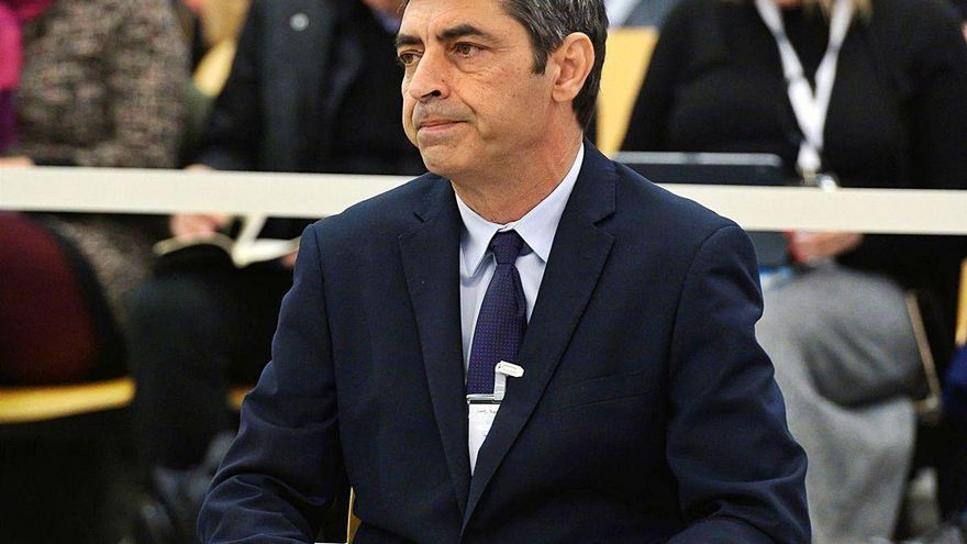 La Audiencia Nacional absuelve a Trapero y la cúpula de los Mossos del 1-O