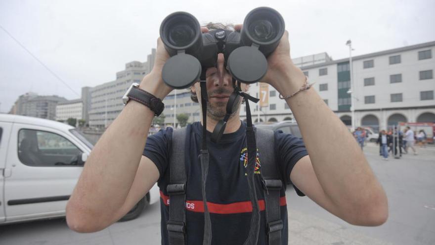 """El director de Seguridad apela a la """"coordinación"""" ante grandes aglomeraciones de personas"""