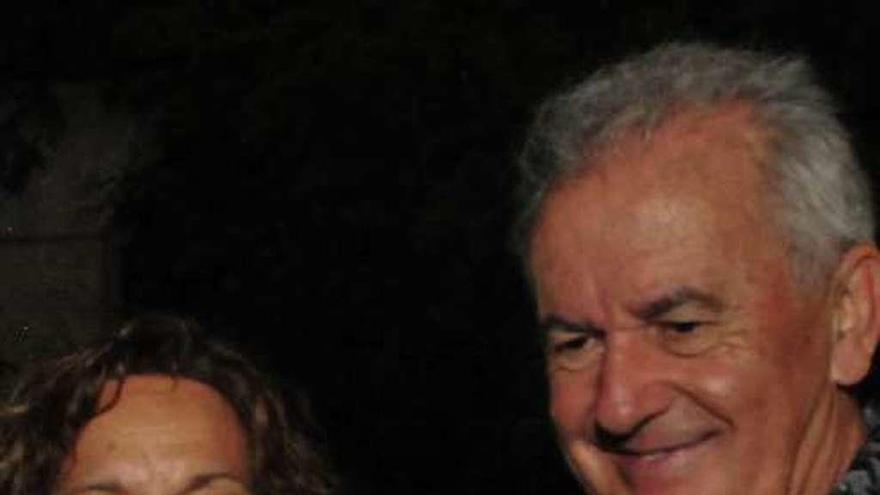 Víctor Manuel se reencuentra con el público vilagarciano