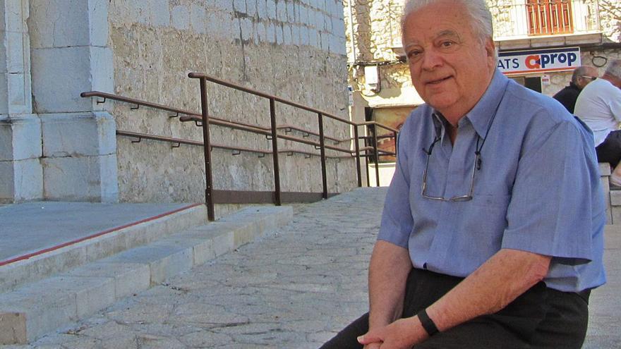 Muere mosén Joan Parets, el musicólogo afable